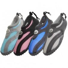 """S1185C-A - Wholesale Children's """"Wave"""" Water Shoes ( *Asst. 4 Color )"""